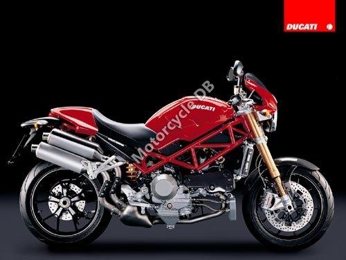 Ducati Monster S4R S Testastretta 2008 2470