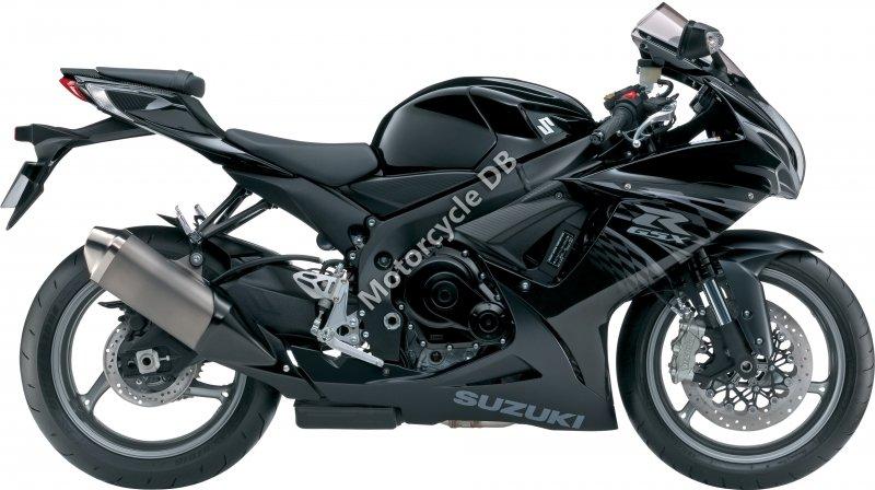 Suzuki GSX-R600 2012 27673