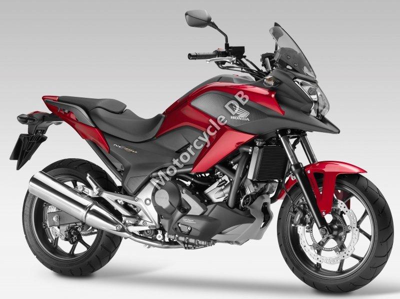 Honda NC750X 2014 30271