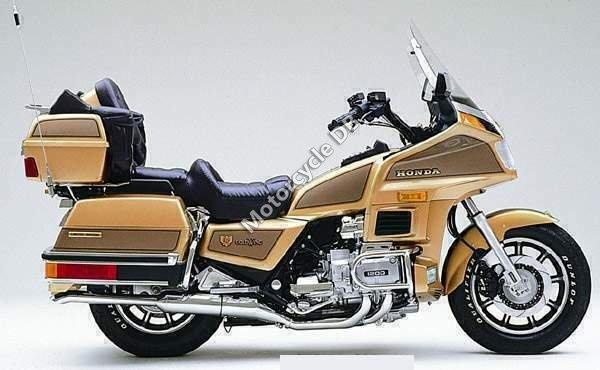 Honda GL 1200 DX Gold Wing 1985 13618