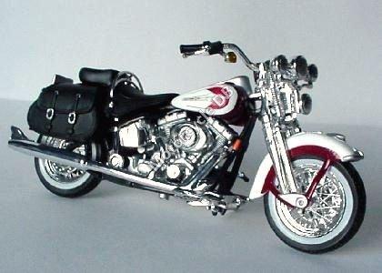 Harley-Davidson Heritage Springer 2001 6288