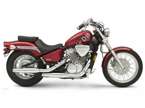 Honda Shadow VLX Deluxe 2007 17724