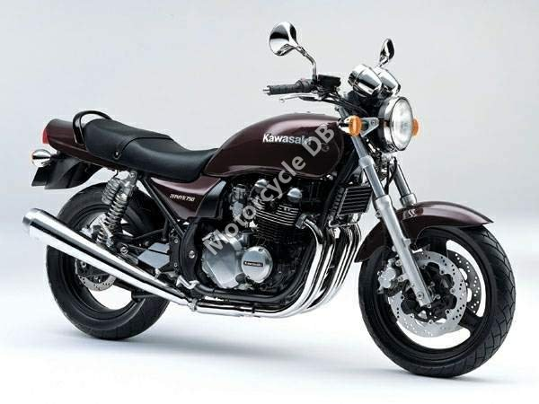 Kawasaki Zephyr 750 1996 3945