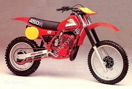Honda CRF 450 X 2006 17165