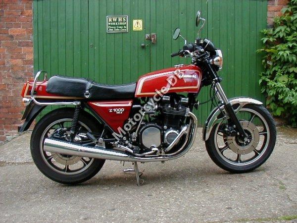 Kawasaki Z 1000 ST 1980 11517