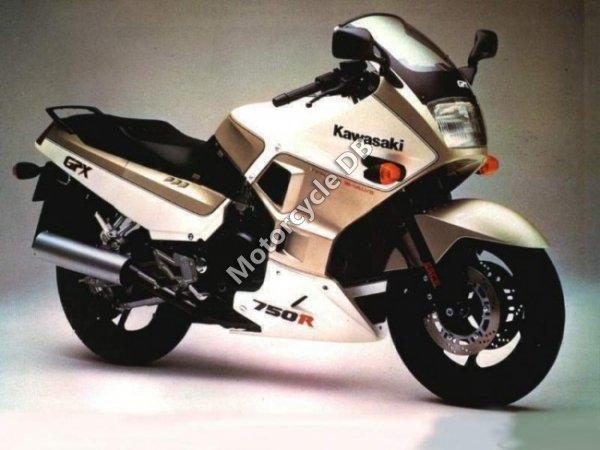 Kawasaki GPX 750 R 1987 10845