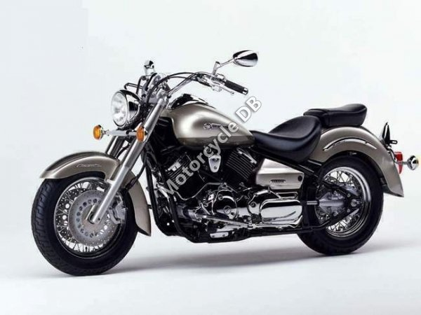Yamaha XVS 1100 DragStar 2004 15373