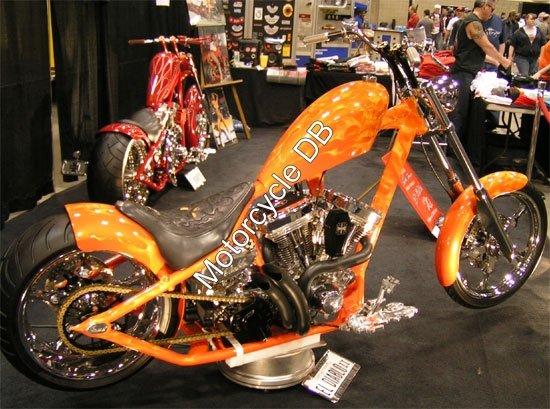 West Coast Choppers El Diablo Sturgis Special (2010)