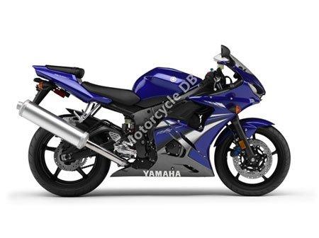 Yamaha YZF-R6S 2007 2222