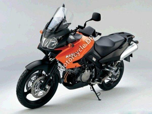 Kawasaki KLV 1000 2004 1359