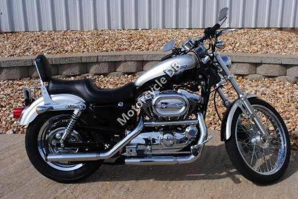 Harley-Davidson XL 1200C Sportster 1200 Custom 2003 10303