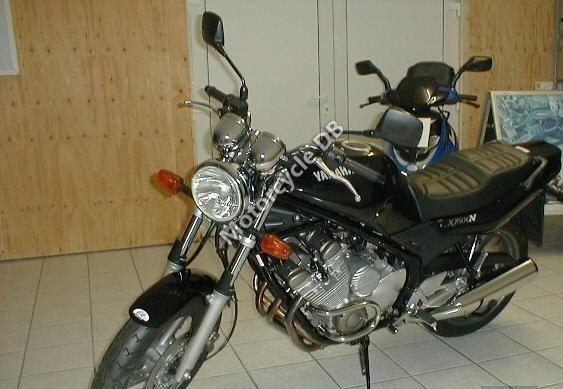 Yamaha XJ 600 N 2001 8518