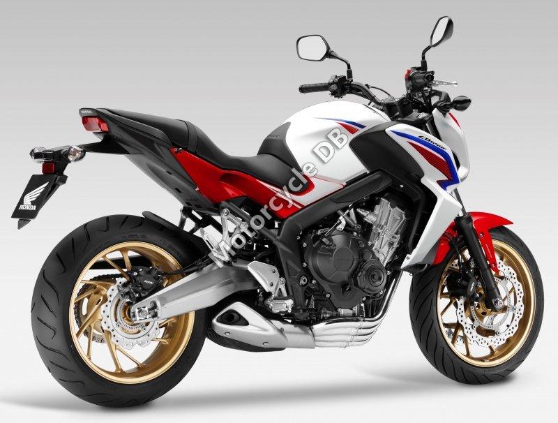 Honda CB650F 2016 29640