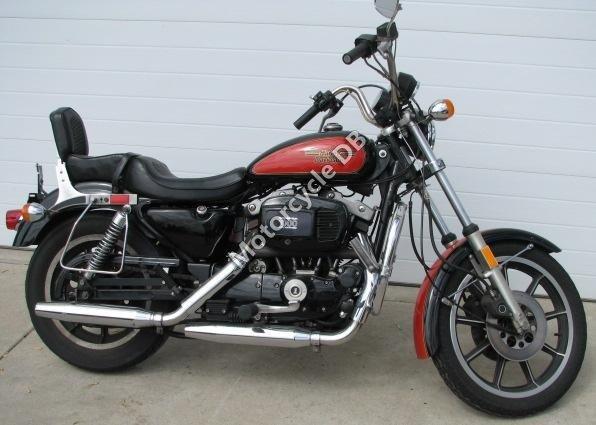 Harley-Davidson XLS 1000 Roadster 1982 7260