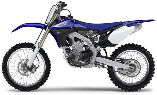 Yamaha YZ450F 2010 4523