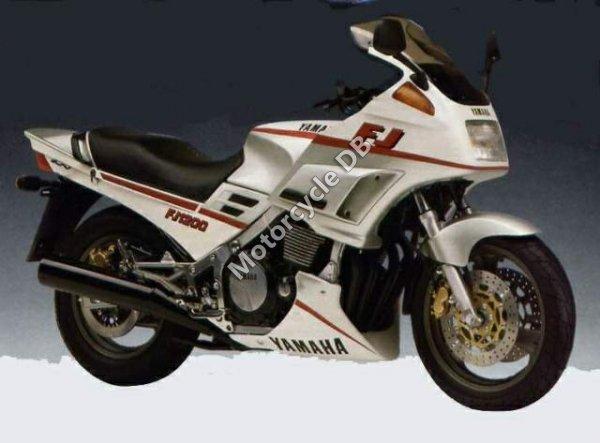 Yamaha FJ 1200 1989 11127