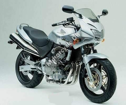 Honda CB 600 S Hornet 2001 1261