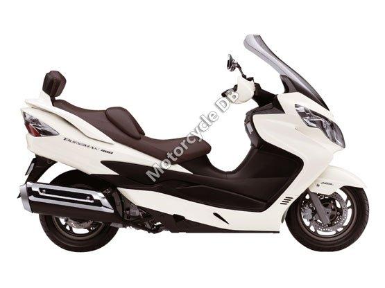 Suzuki Burgman 400 ABS 2011 4947