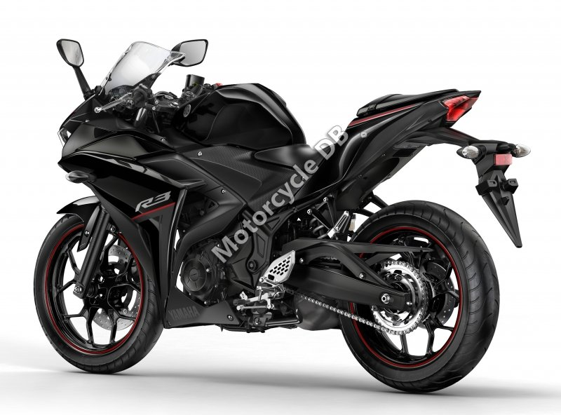 Yamaha YZF-R3 2018 25608