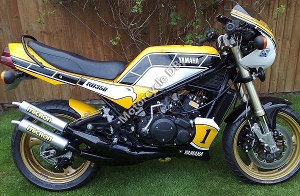 Yamaha RD 350 LC YPVS (reduced effect) 1984 20968