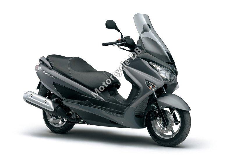 Suzuki Burgman 125 2014 28288