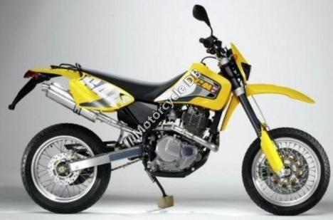CCM 644 Dual Sport Supermoto 2003 11506