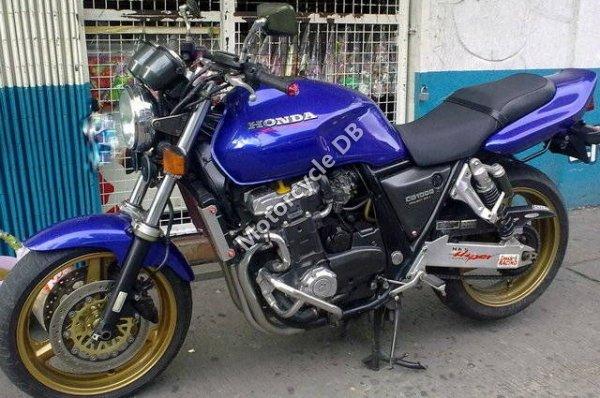 Honda CB 1000 Super Four (1997)