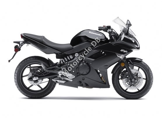 Kawasaki Ninja 650R 2011 4845