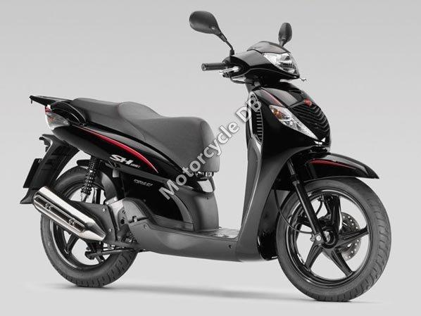Honda SH125i 2010 10609
