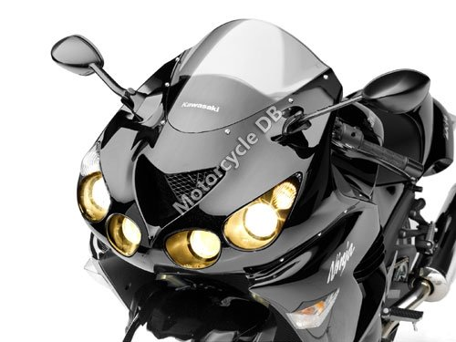 Kawasaki Ninja ZX-14 2008 2537