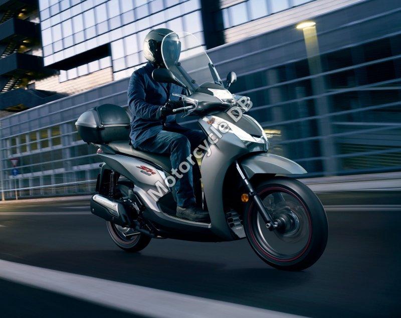Honda SH300i 2018 30436