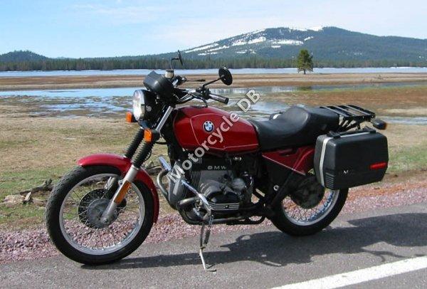 BMW R 80 ST 1983 13089