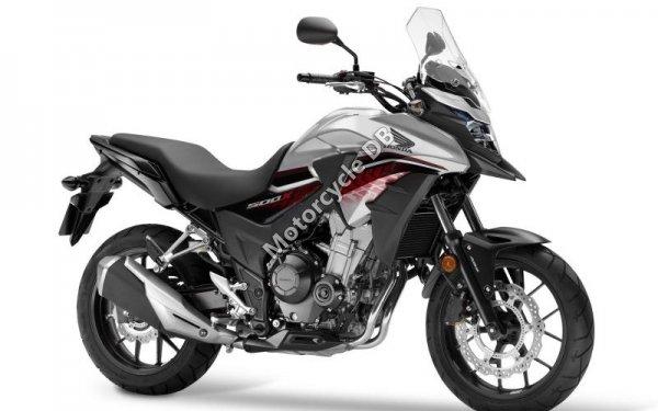Honda CB500X 2018 24454