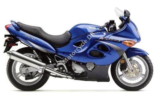 Suzuki GSX 600 F 2000 16036