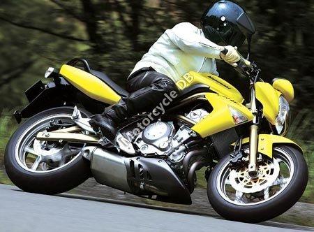 Kawasaki ER-6n 2006 5658