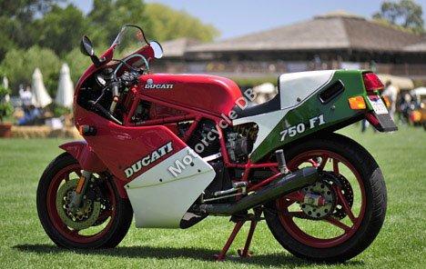 Ducati 750 F1 1988 12640