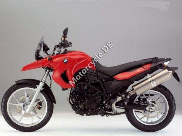 BMW F 650 1999 12533