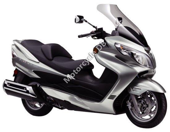 Suzuki Burgman 400 2009 16039