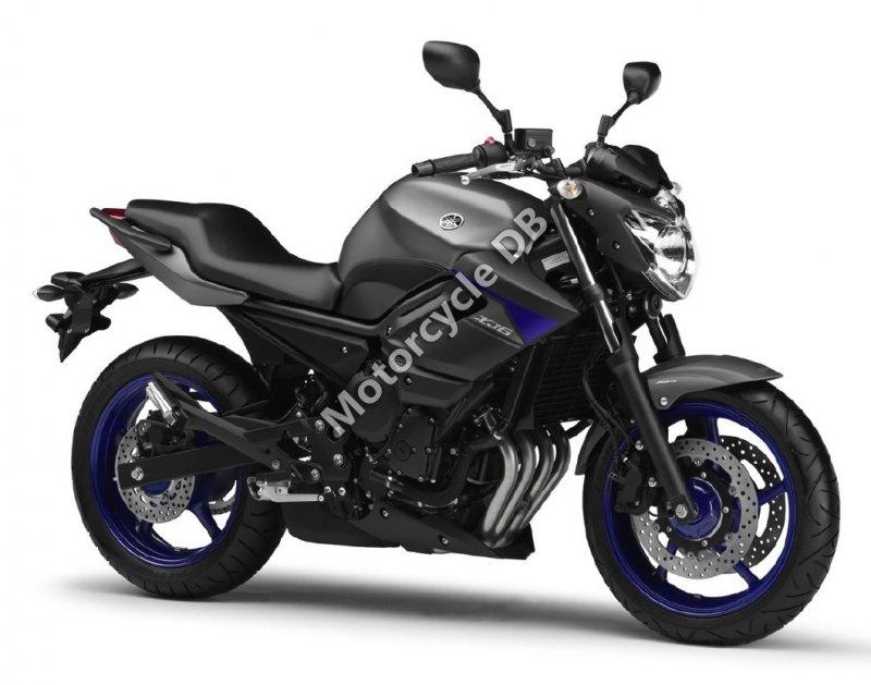 Yamaha XJ6 2009 26802