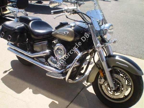Yamaha V Star Silverado 2005 20292