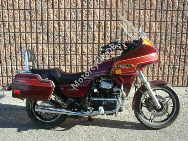 Honda GL 650 1984 14760