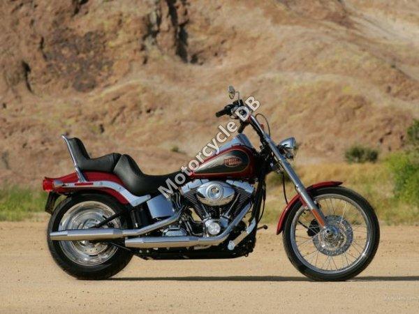 Harley-Davidson  FXSTC  Softail Custom 2007 12278