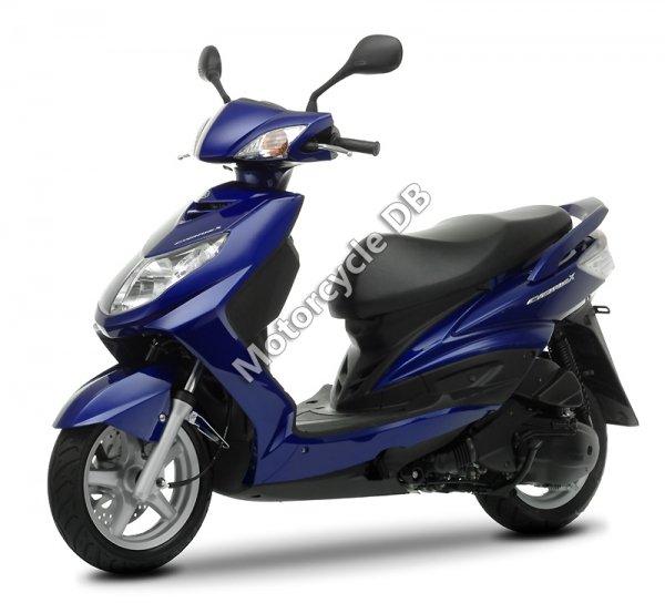Yamaha CygnusX 2009 11283