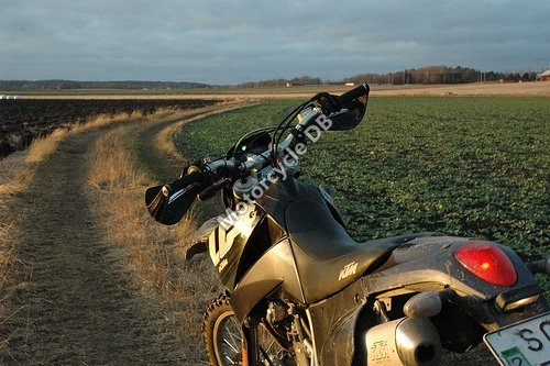 KTM 625 SXC 2006 9422