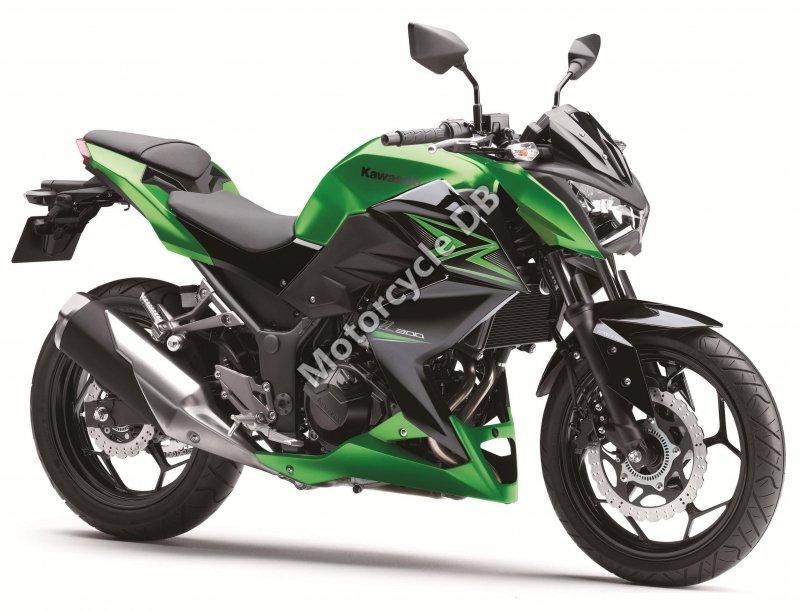 Kawasaki Z300 2017 28870