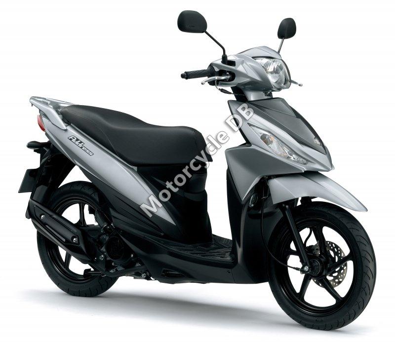 Suzuki Address 110 2016 28140