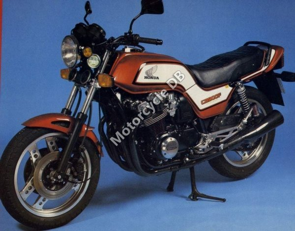 Honda CB 750 C 1983 12712