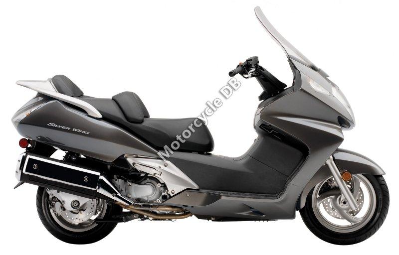 Honda Silver Wing 2002 30884