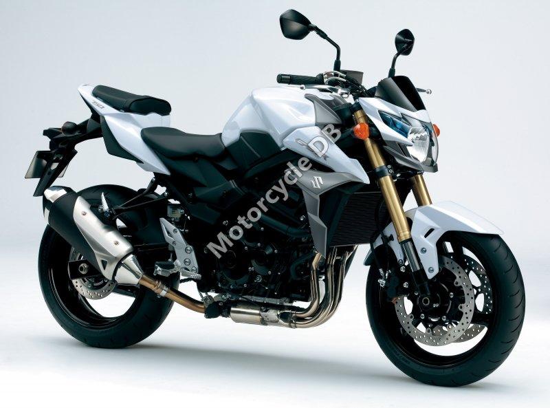 Suzuki GSR750 2014 27916