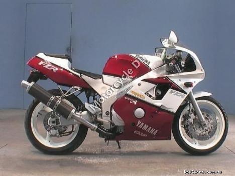 Yamaha FZR 600 (reduced effect) 1991 9498